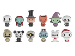 The Nightmare Before Christmas Pint Size Heroes Exclusive (B) Box of 24 Figures