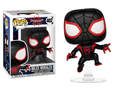 Pop! Marvel: Spider-Man: Into the Spider-Verse - Miles Morales (Spider Suit)