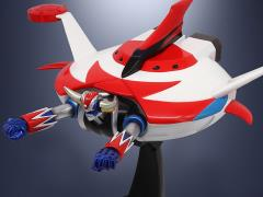 UFO Robot Grendizer UMA01 Grendizer & Spazer Finished Collectible Model