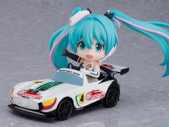 Vocaloid Hatsune Miku GT Project Nendoroid No.1100 Racing Miku (2019 Ver.)