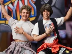 Bill & Ted's Excellent Adventure Bill & Ted 1/6 Scale Figure Two-Pack