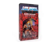 Masters of the Universe Vintage Robot He-Man (Los Amos) Exclusive