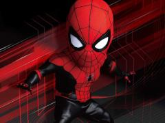 Spider-Man: Far From Home Egg Attack Action EAA-099 Spider-Man (Upgraded Suit) PX Previews Exclusive