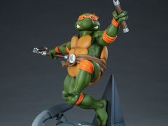 TMNT Michelangelo 1/4 Scale Limited Edition Statue