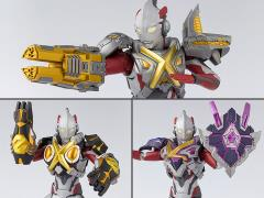 Ultraman S.H.Figuarts MonsArmor Exclusive Option Parts Set