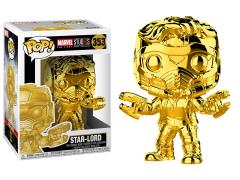 Pop! Marvel Studios 10 - Star-Lord Exclusive