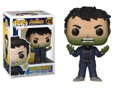 Pop! Marvel: Avengers: Infinity War - Bruce Banner