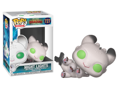 Pop! Movies: How to Train Your Dragon: The Hidden World - Night Lights No.727