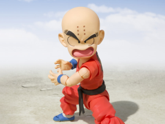 Dragon Ball S.H.Figuarts Krillin (Childhood)