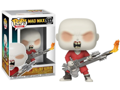Pop! Movies: Mad Max: Fury Road - Coma-Doof Warrior (Unmasked) Exclusive