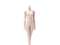 Super-Flexible Female 1/6 Scale Pale Small Bust Body (ST92004A)