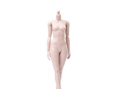 Super Flexible Female 1/6 Scale Pale Body (ST92004A)