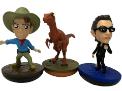 Jurassic Park REVOs Wave 1 Set of 3 Figures
