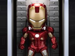 Iron Man 3 Mini Egg Attack MEA-015 Iron Man Mark VII With Hall of Armor PX Previews Exclusive