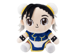 Street Fighter Stubbins Chun-Li Plush