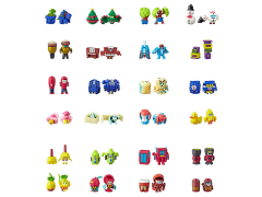 Transformers BotBots Wave 3 Blind Box of 24 Figures