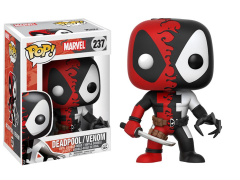 Pop! Marvel: Deadpool - Deadpool/Venom Exclusive
