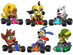 Crash Bandicoot Box of 12 Mini Vinyl Figures