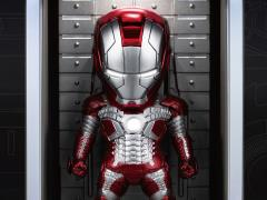 Iron Man 3 Mini Egg Attack MEA-015 Iron Man Mark V With Hall of Armor PX Previews Exclusive