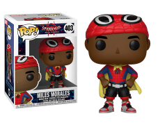 Pop! Marvel: Spider-Man: Into the Spider-Verse - Miles Morales