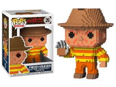 8-Bit Pop! Horror: Nightmare on Elm Street - Freddy Krueger (NES Color) Exclusive
