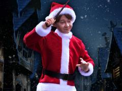 Harry Potter and the Sorcerer's Stone Ron Weasley (Christmas Ver.) 1/6 Scale Limited Edition Figure