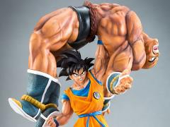 Dragon Ball Z HQS The Quiet Wrath of Son Goku Limited Edition Statue