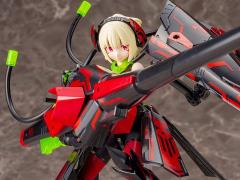 Megami Device Bullet Knights Lancer (Hell Blaze) Model Kit (Ver. 2)
