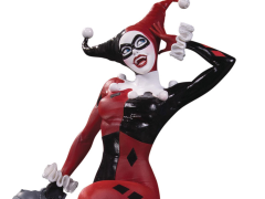 Cover Girls of the DC Universe Harley Quinn Statue (Joelle Jones)