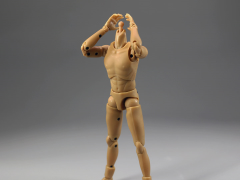Standard Male 1.0 Narrow Shoulder 1/12 Scale Body
