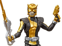 Power Rangers Beast Morphers Basic Gold Ranger