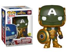 Pop! Games: Marvel: Contest of Champions - Civil Warrior (Secret Empire Ver.) Exclusive