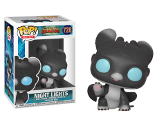 Pop! Movies: How to Train Your Dragon: The Hidden World - Night Lights No.728