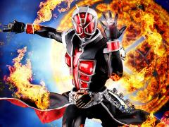 Kamen Rider S.H.Figuarts -Shinkocchou Seihou- Kamen Rider Wizard (Flame Style)