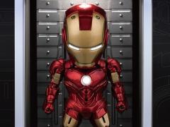 Iron Man 3 Mini Egg Attack MEA-015 Iron Man Mark IV With Hall of Armor PX Previews Exclusive
