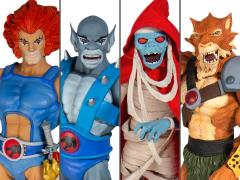 ThunderCats Ultimates Wave 1 Set of 4 Figures