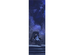 Star Wars A Master of Evil Limited Edition Lithograph