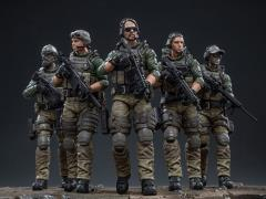 Force Recon Team 1/18 Scale Set