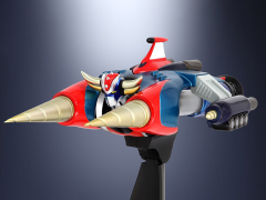 UFO Robot Grendizer UMA04 Grendizer & Drill Spazer Finished Collectible Model