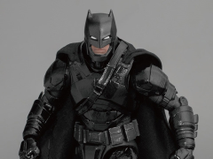 Batman v Superman Dynamic 8ction Heroes DAH-018 Armored Batman PX Previews Limited Edition Exclusive