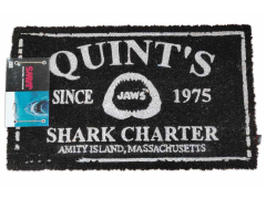 Jaws Quint's Door Mat
