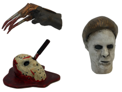 Horror Collection Wave 1 Set of 3 Kuzos