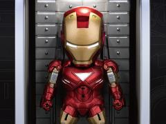 Iron Man 3 Mini Egg Attack MEA-015 Iron Man Mark VI With Hall of Armor PX Previews Exclusive