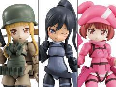 Sword Art Online Desktop Army Box of 3 Figures
