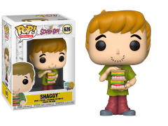 Pop! Animation: Scooby-Doo - Shaggy (with Sandwich)