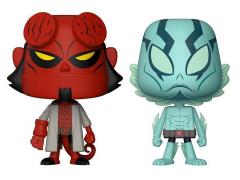 Hellboy Vynl. Hellboy + Abe Sapien