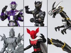 Kamen Rider Shodo-O Kamen Rider Vol.2 Exclusive Box of 10