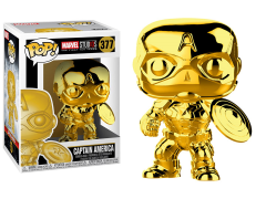 Pop! Marvel Studios 10 - Captain America