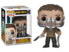 Pop! Movies: Mad Max: Fury Road - Blood Bag (Max) Exclusive