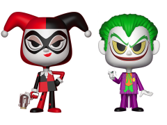 DC Super Heroes Vynl. Harley Quinn + The Joker